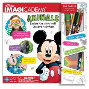 imagicademy activity book