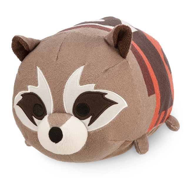 star-lord-tsum-tsum, tsum tsum guardians of the galaxy, rocket raccoon tsum