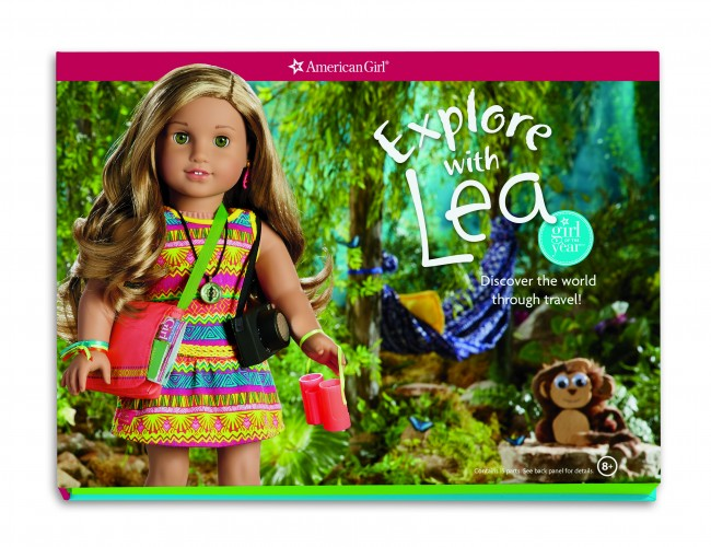 Lea Clark, American Girl Doll of the Year, 2016 American Girl