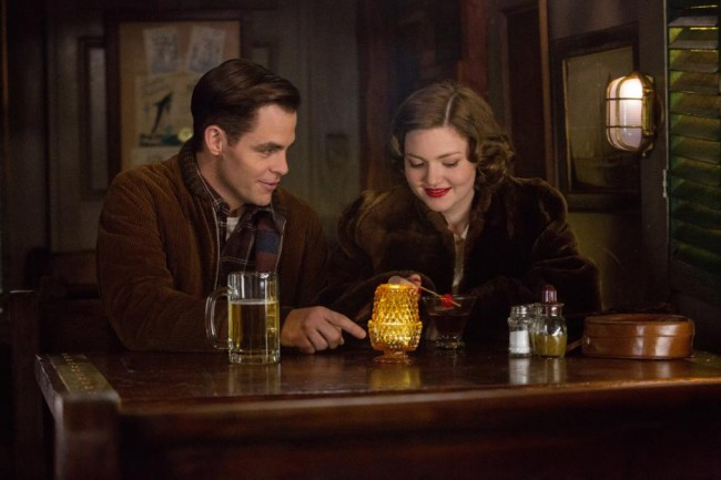 Chris Pine, chris pine cute, The finest hours review