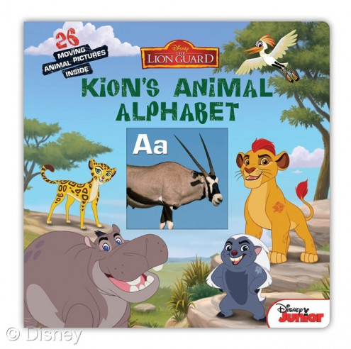 kions_animal_alphabet