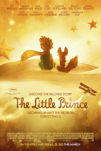 The Little Prince Trailer, When is The Little Prince release date