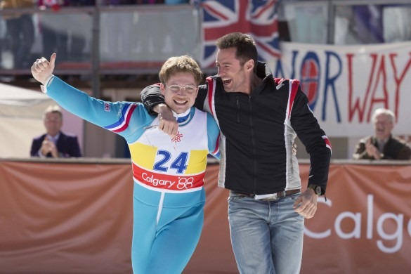 Eddie The Eagle release date, Who is Eddie The Eagle, Los Angeles Olympics