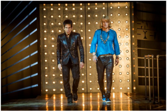 Zoolander 2, zoolander 2 movie review, ben stiller, zoolander 2 rating