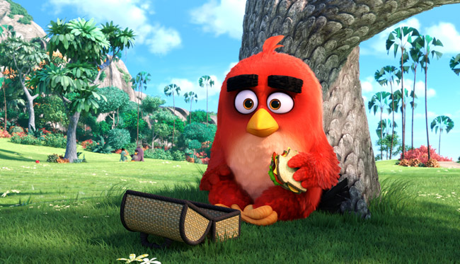 Angry Birds Movie, Angry Birds trailer, Angry birds movie rating, angry birds full movie