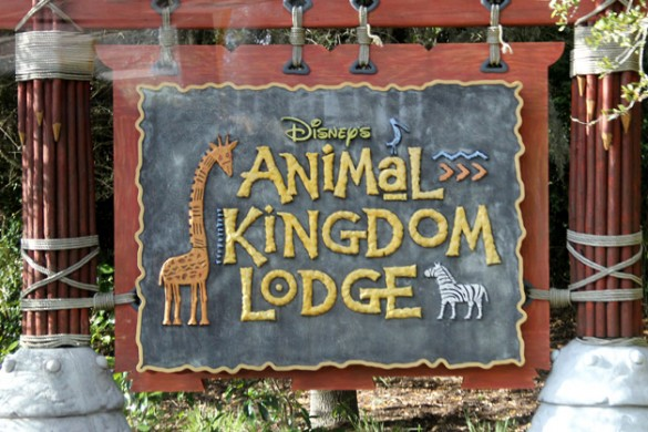 Animal Kingdom Lodge, Disney Walt Disney