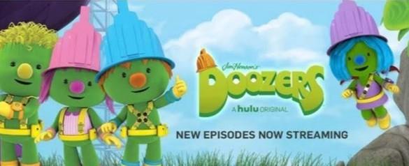 Doozers, Hulu, Doozers Fraggle Rock, jim Henson Doozers