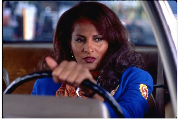 Jackie Brown, Los angeles movies, movies featuring Los Angeles, Pam Grier