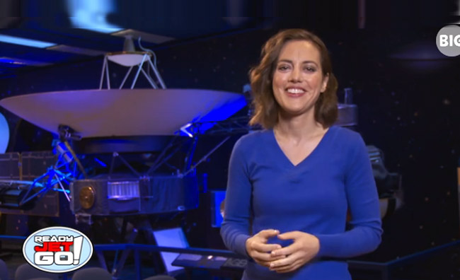 Amy Mainzer, astronomer Amy Mainzer, PBS Kids Ready Jet Go