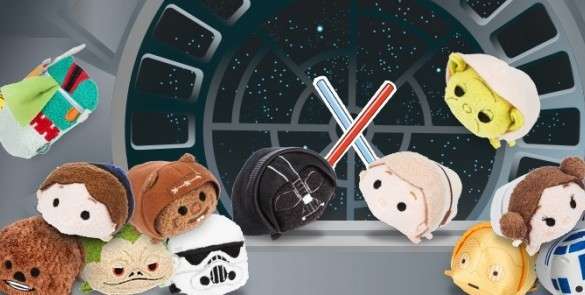 Star Wars Tsum Tsum Collection, disney store star wars