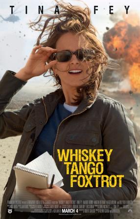 Whiskey Tango Foxtrot, whiskey tango foxtrot review, tina fey