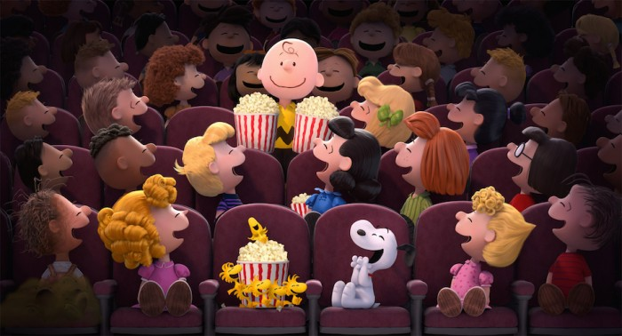 The Peanuts Movie, The Peanuts Movie blu-ray