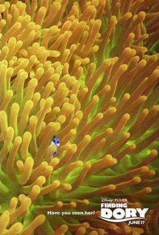 Finding Dory Trailer, Finding dory release date, ellen dory