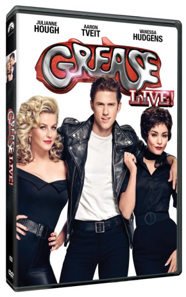 Grease Live! DVD, Grease Live Giveaway