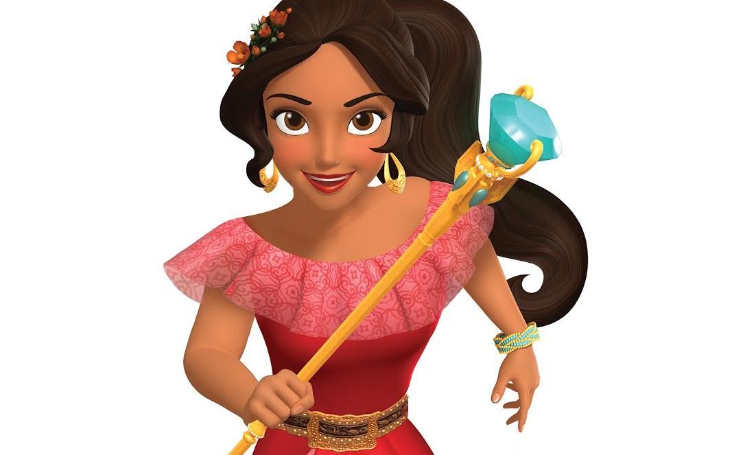 Disney Channel, Elena of Avalor, first disney latina priness