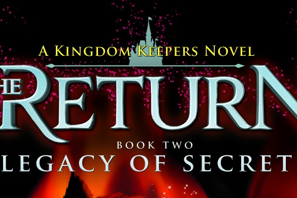 Kingdom Keepers, Legacy of Secrets