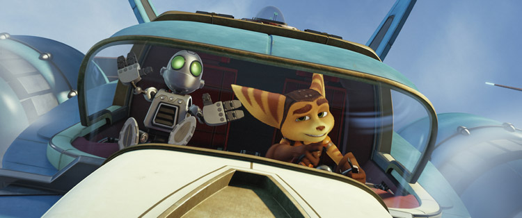 Ratchet and Clank, Bella Thorne Ratchet and Clank