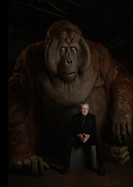 Christopher Walkin, Disney, The jungle book, amc prime
