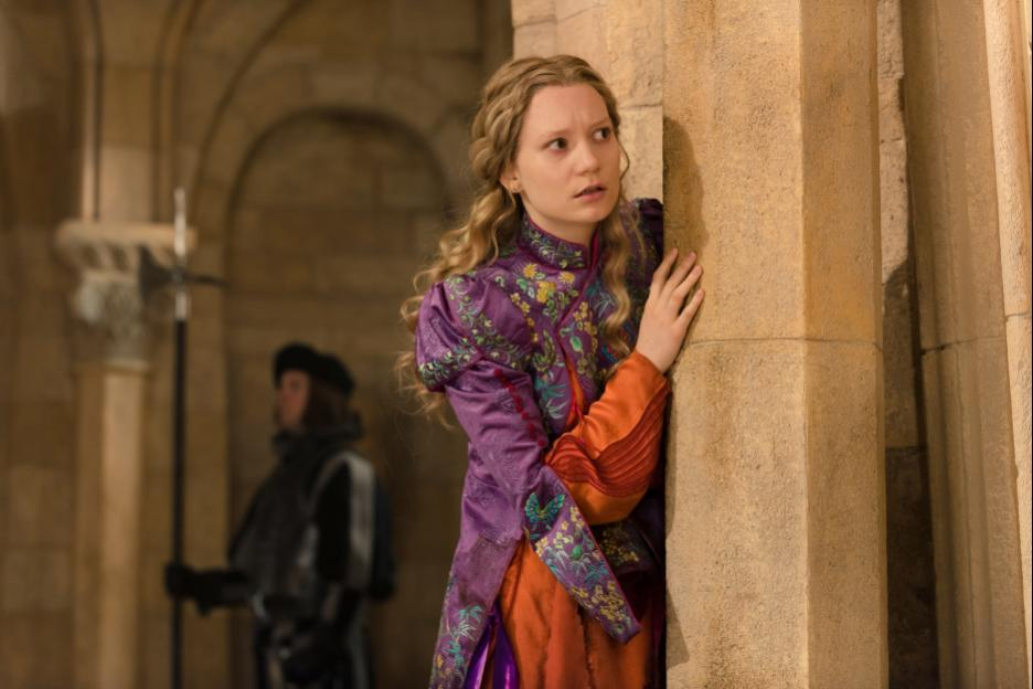 Movie Review AliceThroughTheLookingGlass
