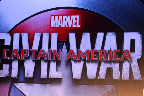 Team Cap, Captain America: Civil War, team cap