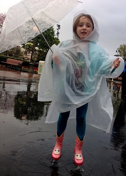 disneyland puddles