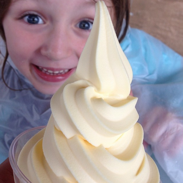 Dole Whip, Disneyland, Rainy Days