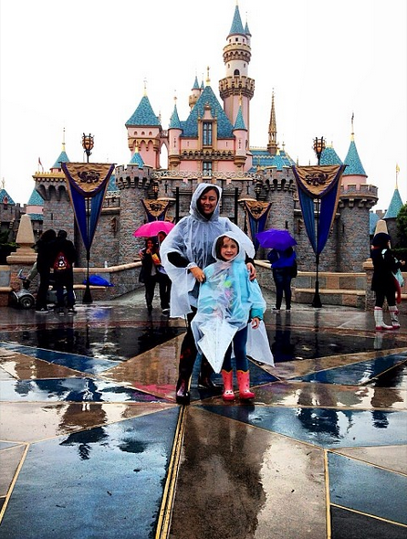 rainy day activities disneyland