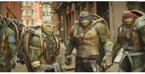 Teenage Mutant Ninja Turtles: Out of the Shadows Review, Family friendly Teenage Mutant Ninja Turtles: Out of the Shadows