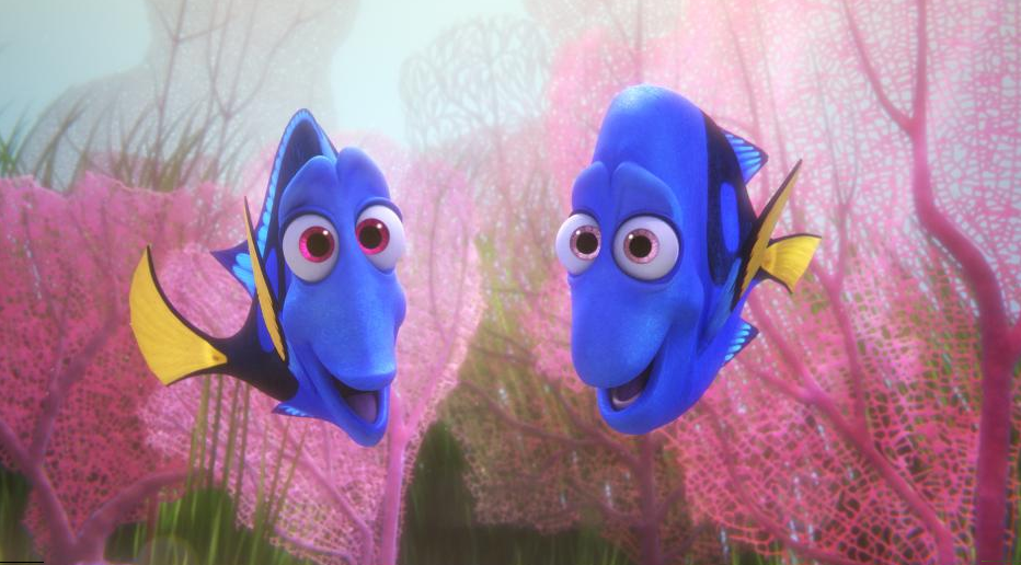finding dory review, Finding Dory emotional, Blue Tang facts, Ellen Degeneres Dory