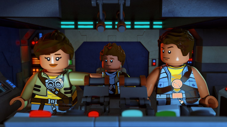 freemaker-adventures on Disney XD, lego, Lego star wars