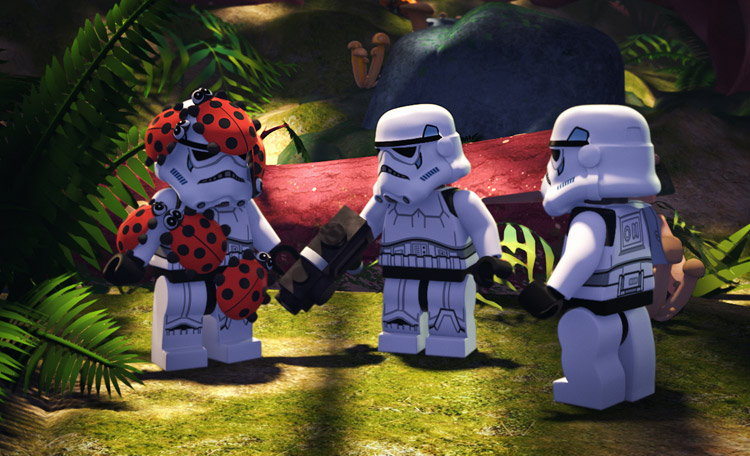 freemaker-adventures on Disney XD, lego, Lego star wars, i love storm troopers