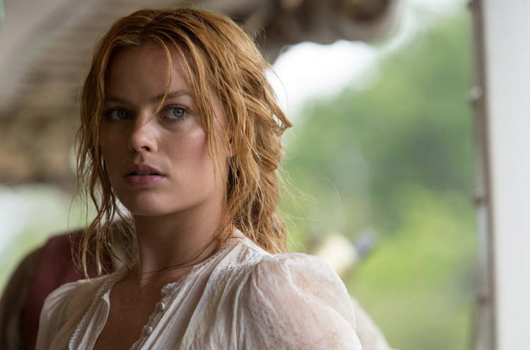 Margot Robbie, Margot Robbie as Jane, Jane Tarzan
