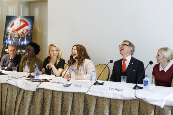 Ghostbusters reboot, Ghostbusters release date July 15, Melissa McCarthy