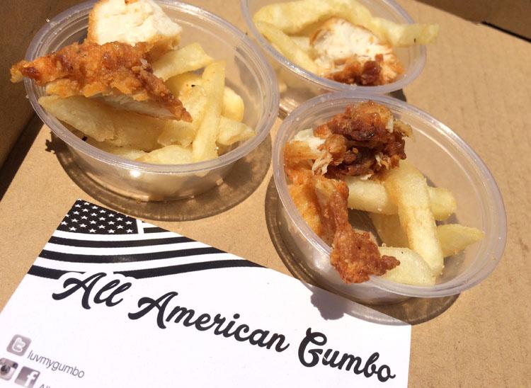 all american gumbo
