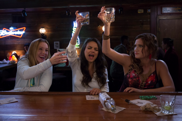 kunis, bell, applegate, hahn, Bad Moms