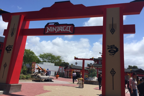 NInjago World, Legoland Ninjago, Discount Legoland Tickets