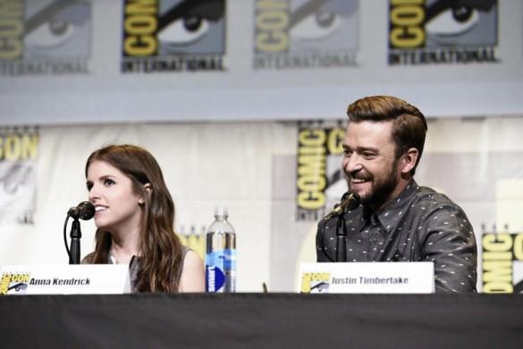SDCC Trolls, San Diego Comic Con Trolls, Anna Kendrick, Justin Timberlake