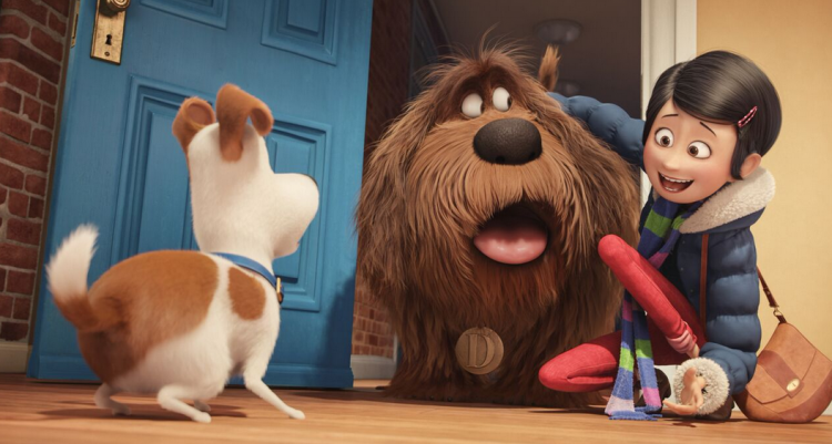 the secret life of pets, dog adoption, family films about dogs