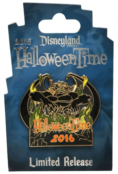 halloweentime 2016 fantasia pin, Disneyland Mickey's Halloween Party