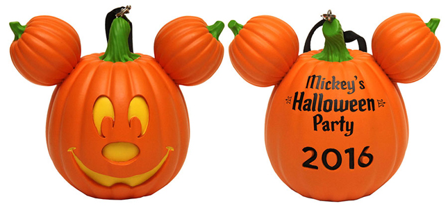 Mickey's Halloween Party, mickey ornaments