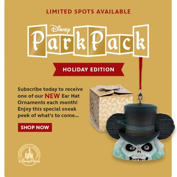 Disney Park Pack