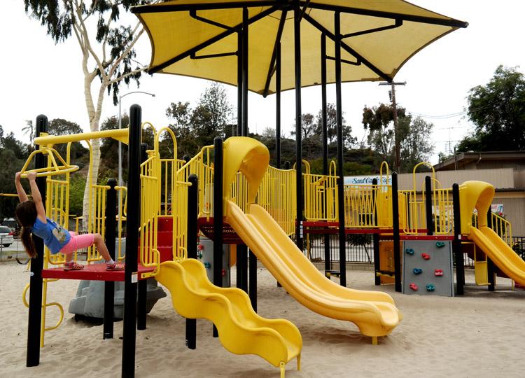 San Diego Metro KOA Playground