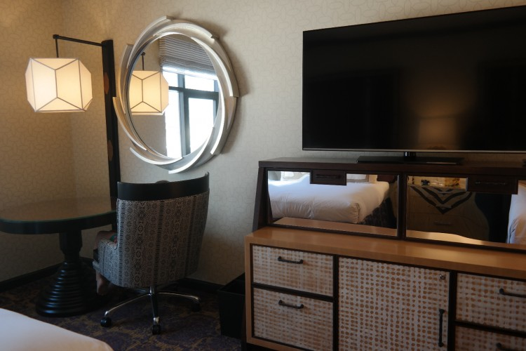 Kimpton Solamar double bed