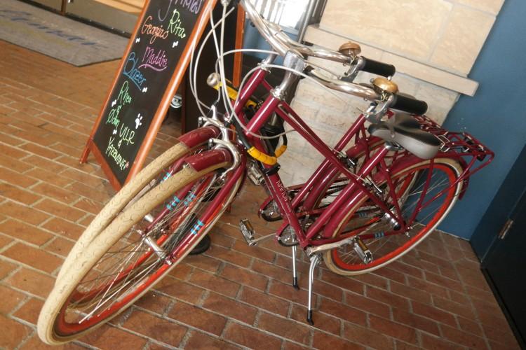Kimpton Solamar free bike rental