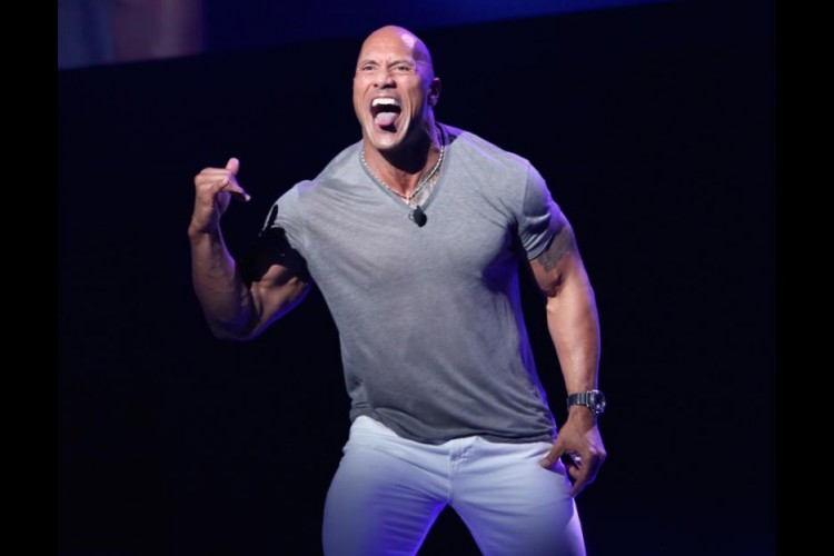 Dwayne Johnson Polynesian, Dwayne Johnson voices Maui, Moana