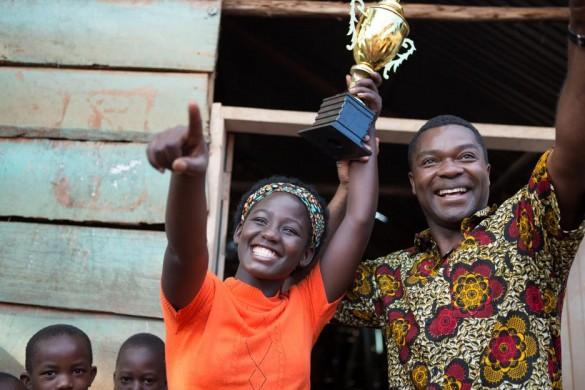 Queen of Katwe, Mira Nair, Chess in Uganda