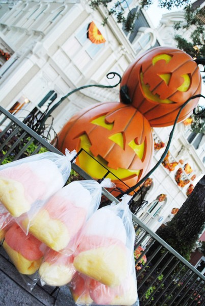 Mickey's Not So Scary Halloween Treats
