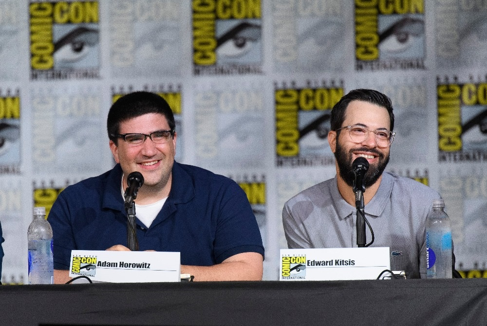 Once Upon A Time, Season 6 premiere, Adam Horowitz, Edward Kitsis