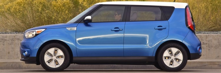 Kia Soul Electric Vehicle