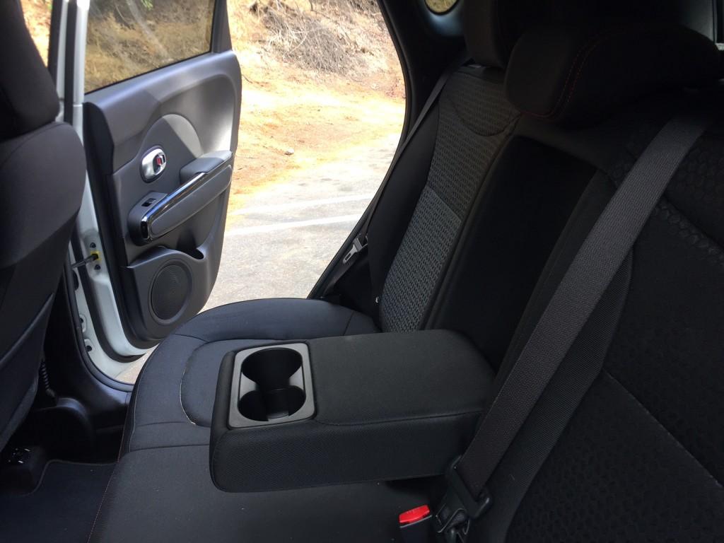 kia soul backseat space